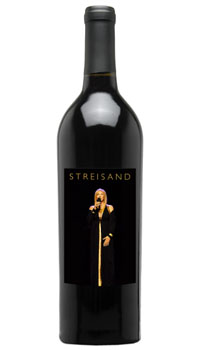 BARBRA STREISAND 2003 Merlot Wild Horse Peak - SOLD OUT!